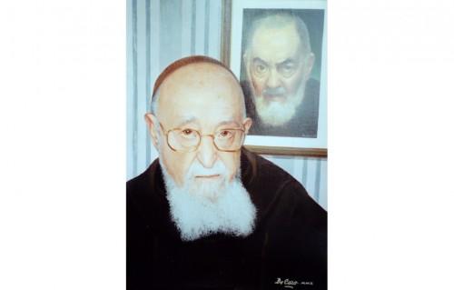 fr. Modestino da Pietrelcina, è morto fr. Modestino da Pietrelcina,fr. Modestino da Pietrelcina e Padre Pio, pietrelcina,