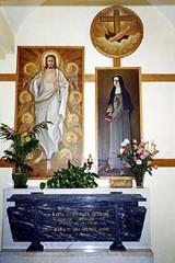 suor consolata betrone,gesu maria vi amo salvate anime,gesù misericordioso,domenica 7 aprile 2013,moriondo di moncalieri,monastero sacro cuore,suore clarisse cappuccine