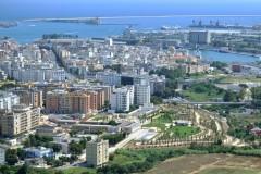 Nuovo parco urbano di brindisi