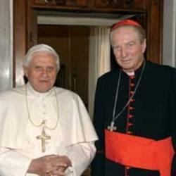 papa ratzinger e card martini