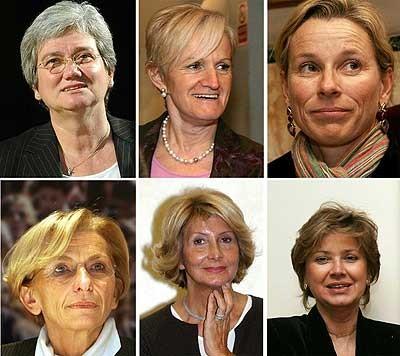 Altro che democrazia voteremo col porcellum ed avremo for Parlamentari donne