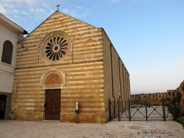 L'evento avrà luogo presso la bella chiesa del Cristo dei Domenicani, nel centro storico di Brindisi