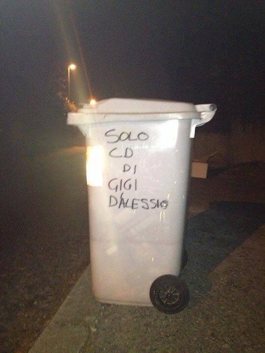 SOLO CD DI GIGI D'ALESSIO