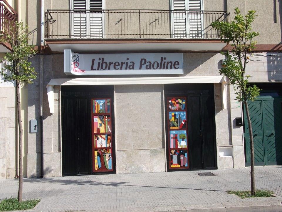 LIBRERIA PAOLINE - FRONTE