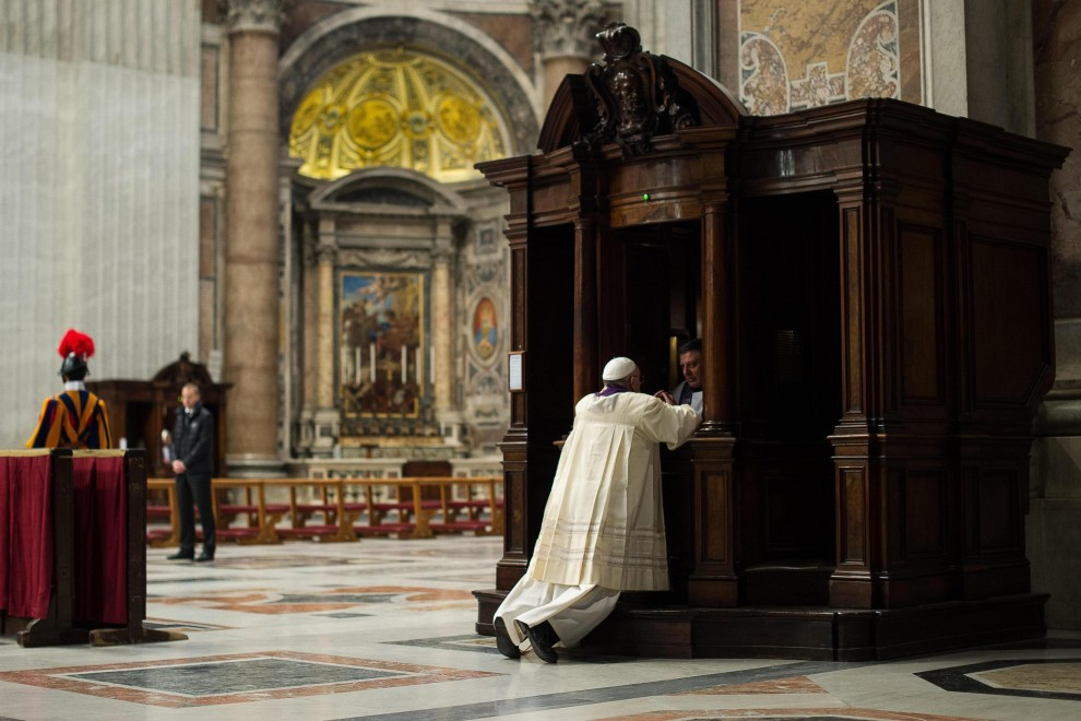 Ogni battezzato deve confessarsi