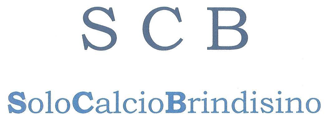 SCB - SoloCalcioBrindisino LOGO