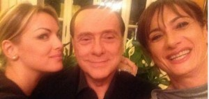 luxuria e berlusconi